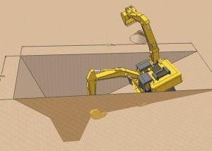 Studio scavi